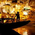 dark cave tour - paradise cave tour and phong nha cave tour - vietnamtour