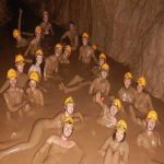 dark cave - mud - dark cave tour